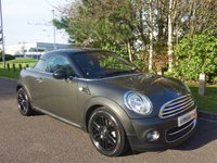 2014 MINI COUPE 1.6 COOPER 2d 120 BHP £7390.00