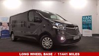 USED 2016 16 VAUXHALL VIVARO 1.6 CDTI 115BHP 2900 Sportive L2 +Long Wheel Base with Air Con DAB Radio, Bluetooth, Cruise Control *Over The Phone Low Rate Finance Available*   *UK Delivery Can Also Be Arranged*           ___________       Call us on 01709 866668 or Send us a Text on 07462 824433