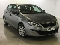 USED 2016 66 PEUGEOT 308 1.6 BLUE HDI S/S ACCESS 5d 100 BHP 1 Owner/Bluetooth/Air Con