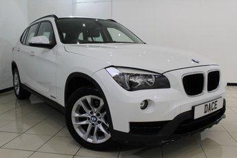 2014 BMW X1}