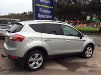 USED 2009 09 FORD KUGA 2.0 ZETEC TDCI AWD 5d 134 BHP, only 65000 miles *****FINANCE AVAILABLE APPLY ONLINE******