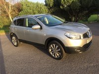 USED 2010 10 NISSAN QASHQAI 2.0 TEKNA 5d AUTO 140 BHP 2 OWNER WITH FSH TOP OF THE RANGE AUTOMATIC QASHQAI