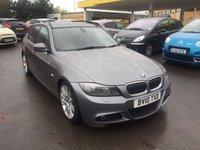 2010 BMW 3 SERIES 3.0 325D M SPORT TOURING 5d 195 BHP £9995.00