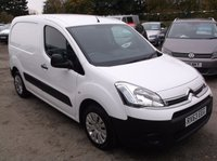 2013 CITROEN BERLINGO 1.6 625 ENTERPRISE L1 HDI 1d 74 BHP £6000.00