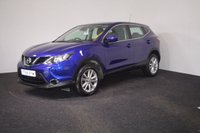 USED 2014 64 NISSAN QASHQAI 1.5 DCI ACENTA SMART VISION 5d 108 BHP
