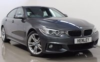 USED 2014 14 BMW 4 SERIES 2.0 420D M SPORT GRAN COUPE 4d AUTO 181 BHP