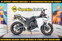 USED 2010 10 YAMAHA R1 0% DEPOSIT FINANCE AVAILABLE GOOD BAD CREDIT ACCEPTED, NATIONWIDE DELIVERY,APPLY NOW