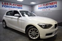 USED 2014 14 BMW 1 SERIES 2.0 116D SE 5d 114 BHP DAB radio, Bluetooth , 1 owner , Stop Start