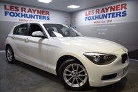 2014 BMW 1 SERIES 2.0 116D SE 5d 114 BHP £9499.00