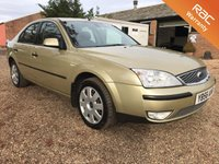 USED 2007 56 FORD MONDEO 2.0 LX 16V 5d AUTO 145 BHP Rare Low Mileage, AUTOMATIC GEARBOX