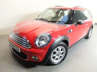 2014 MINI CLUBMAN 1.6 ONE 5d 98 BHP £6490.00