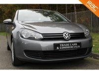 USED 2009 59 VOLKSWAGEN GOLF 1.4 S 3d 79 BHP A CHEAP GOLF WHICH HAS HAD ONLY ONE OWNER AND HAS A FULL SERVICE HISTORY!!!