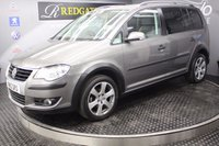 USED 2010 10 VOLKSWAGEN TOURAN 2.0 1d