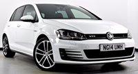 USED 2014 14 VOLKSWAGEN GOLF 2.0 TDI GTD Hatchback 5dr Immaculate Example GTD