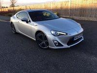 2013 TOYOTA GT86 2.0 D-4S 2d AUTO 197 BHP £12650.00