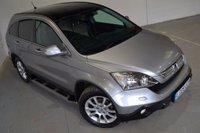 2009 HONDA CR-V 2.2 I-CTDI EX 5d 139 BHP £8490.00