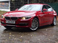 USED 2013 63 BMW 3 SERIES 2.0 320D LUXURY 4d 184 BHP