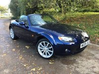 2009 MAZDA MX-5 2.0 SPORT 2d 160 BHP PLEASE CALL TO VIEW £7450.00