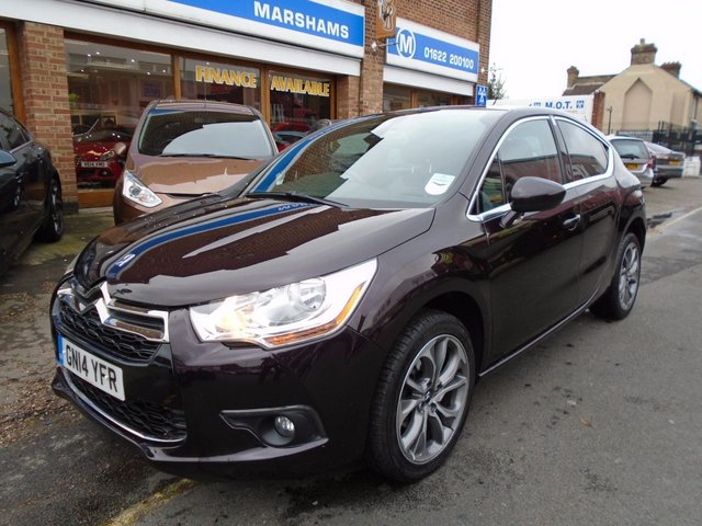 2014 14 CITROEN DS4 1.6 E-HDI AIRDREAM DSTYLE 5d 115 BHP
