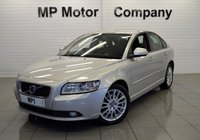 USED 2012 12 VOLVO S40 2.0 D3 SE LUX EDITION 4d 148 BHP