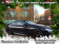 2012 BMW 6 SERIES 3.0 640D M SPORT 2d AUTO 309 BHP £16495.00
