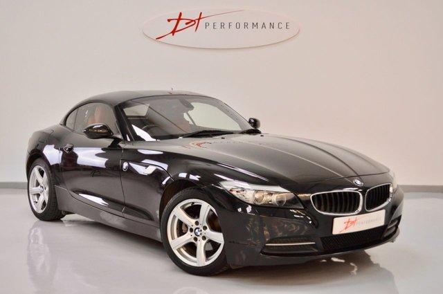 2009 59 BMW Z4 2.5 Z4 SDRIVE23I ROADSTER 2d 201 BHP