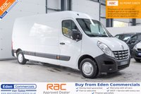 2014 RENAULT MASTER 2.3 LM35 DCI S/R P/V EXTRA 1d 125 BHP £6995.00