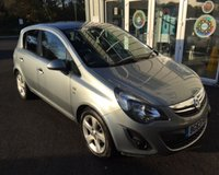USED 2013 63 VAUXHALL CORSA 1.4 SXI AC THIS VEHICLE IS AT SITE 1 - TO VIEW CALL US ON 01903 892224