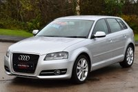 USED 2012 62 AUDI A3 1.6 TDI SPORT 5d 105 BHP ASK FOR A WHATS APP VIDEO