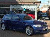 2008 BMW 1 SERIES 118D M SPORT 5d 141 BHP £5750.00