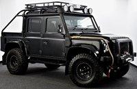 USED 2014 64 LAND ROVER DEFENDER 110 2.2 D XS Crewcab Pickup 4dr 007 SPECTRE *Over £35k spent*