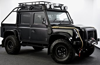 2014 LAND ROVER DEFENDER 110