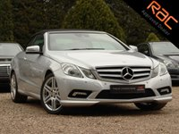USED 2011 11 MERCEDES-BENZ E CLASS 2.1 E250 CDI BLUEEFFICIENCY SPORT 2d AUTO 204 BHP