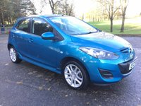 USED 2011 MAZDA 2 1.3 TAMURA 5d 83 BHP CHEAP INSURANCE, EXCELLENT MPG
