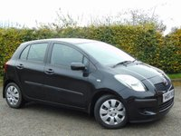 USED 2006 06 TOYOTA YARIS 1.3 T3 VVT-I 5d * ONE OWNER FROM NEW * FULL SERVICE HSITORY *