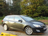 USED 2012 12 VAUXHALL ASTRA 1.6 SE 5d 113 BHP * 128 POINT AA INSPECTED *