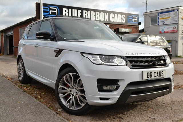 2016 16 LAND ROVER RANGE ROVER SPORT 3.0 SDV6 AUTOBIOGRAPHY DYNAMIC 5d AUTO 306 BHP