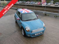 2008 MINI HATCH COOPER 1.6 COOPER D 3d 108 BHP £4495.00