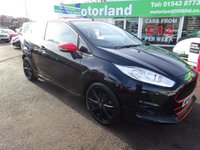 USED 2015 65 FORD FIESTA 1.0 ZETEC S BLACK EDITION 3d 139 BHP **JUST ARRIVED**TEST DRIVE TODAY**FINANCE AVAILABLE**