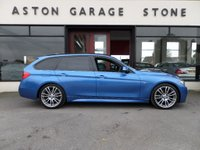 USED 2014 14 BMW 3 SERIES 2.0 320D M SPORT TOURING 5d AUTO 181 BHP **PRO NAV** ** FULL SERVICE HISTORY **