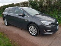 USED 2013 62 VAUXHALL ASTRA 2.0 SE CDTI S/S 5d 163 BHP **LOVELY CONDITION**SUPERB DRIVE**2 OWNERS**