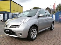 2007 NISSAN MICRA 1.2 ACTIV LIMITED EDITION 3d  £2995.00