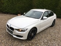 2015 BMW 3 SERIES 2.0 320D EFFICIENTDYNAMICS BUSINESS 4d 161 BHP £14350.00