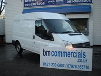 2013 FORD TRANSIT 2.2 280 1d 99 BHP SWB HIGH ROOF £5990.00