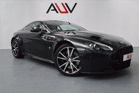 USED 2014 14 ASTON MARTIN VANTAGE 4.7 S V8 3d 430 BHP
