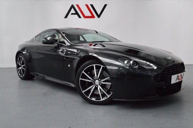 View our ASTON MARTIN VANTAGE
