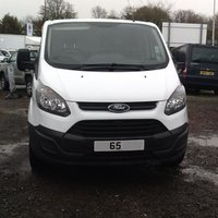 USED 2015 65 FORD TRANSIT CUSTOM 290 L1H1 100PS