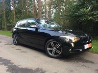 2011 BMW 1 SERIES 2.0 116D SPORT 5d 114 BHP £6495.00
