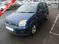 USED 2009 59 FORD FUSION 1.4 ZETEC 5d 80 BHP £0 DEPOSIT, LOW RATE FINANCE ANYONE, DRIVE AWAY TODAY!!