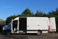 USED 2014 14 VOLKSWAGEN CRAFTER 2.0 CR35 TDI H/R P/V 1d 135 BHP NO VAT TO PAY, LOW RATE FINANCE AVAILABLE